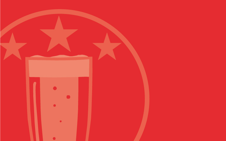 GR Store Beer City Shop Graphic