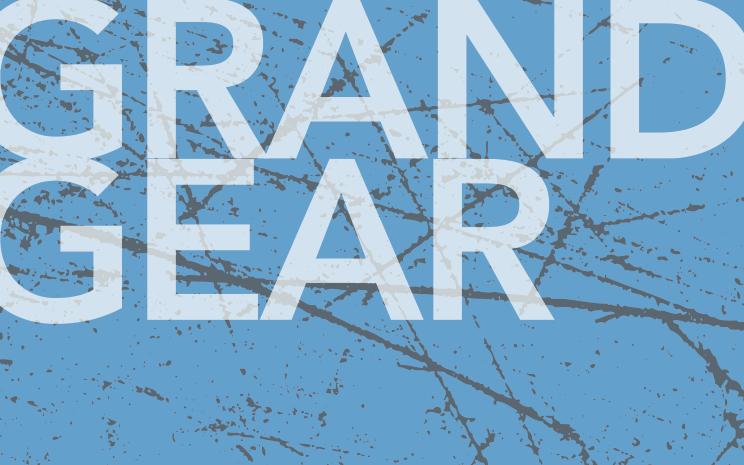 Grand Gear button 5 3 16