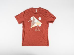 ArtPrize Clay Triangle T-Shirt